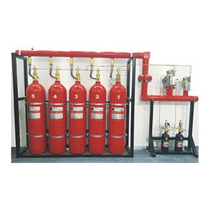 FM200 Gas Fire Suppression  System
